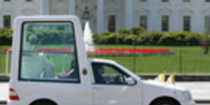 Popemobile To Avoid Congestion Charge