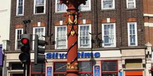 London Literary Locations: White Teeth