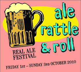 The Snooty Fox - Ale Rattle and Roll