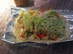 Fish Tacos Tuesdays at Tortilla