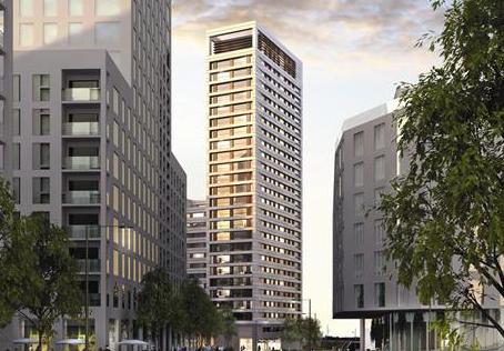 Skyscraper Proposed For Kings Cross
