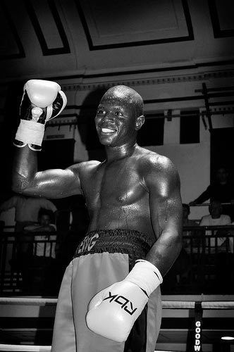 Ochieng v Spitko: Victorious Ochieng 'The Eagle'