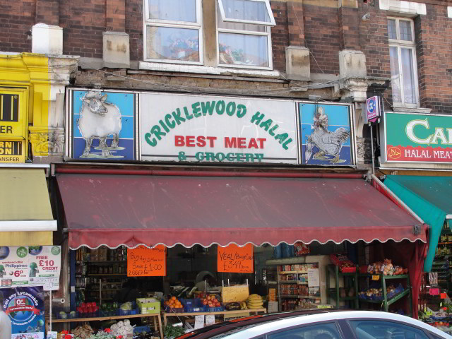 """""""Early in the morning, late in the century, Cricklewood Broadway... Squeezed between an almighty concrete cinema complex at one end and a giant intersection at the other, Cricklewood was no kind of place. It was not a place a man came to die."""" p.3, Ch 1"""