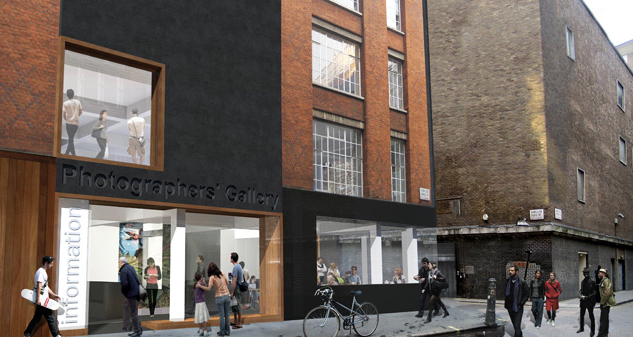 Photographers' Gallery To Move Into Bars During Refit