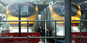 Eurostar Orders New Fleet Of Trains