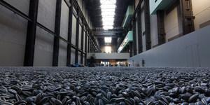 Art Review: Sunflower Seeds @ Tate Modern Turbine Hall