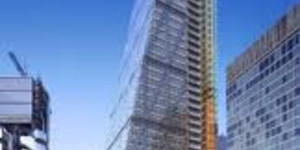 'Cheesegrater' Tower Back On Track