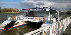 Thames Clipper Evening Services Cut