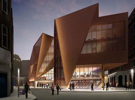 New LSE Student Centre Approved