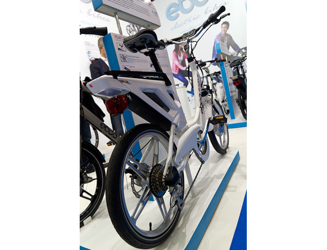 Electric bike by Ebco.