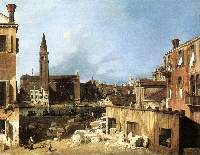 Art: Canaletto And His Rivals @ National Gallery