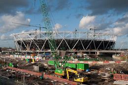 "Tottenham ""Want To Demolish Olympic Stadium"""