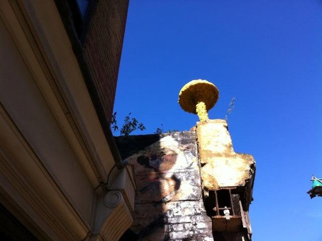 Brick Lane mushroom