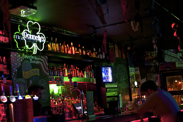 New Bar Review: Aces & Eights