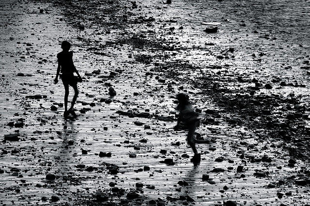 Judges commendation: At the beach by Chris JL