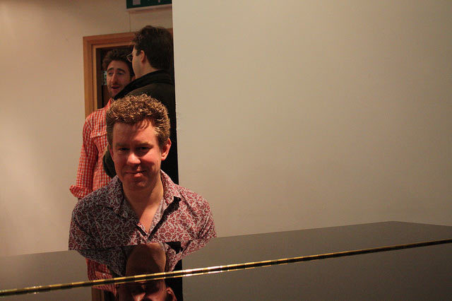 Our wonderful pianist, Dylan Summers Doreen Joy Barber