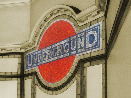 Heritage Award For Maida Vale Station