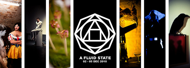Food And Drink Meets Art, Music & More: A Fluid State