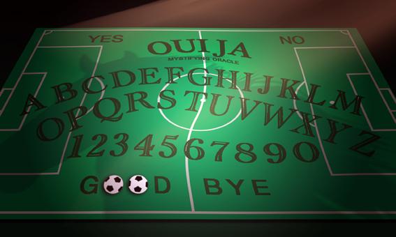Football's Most Haunted: Taking A Ouija Board To Highbury