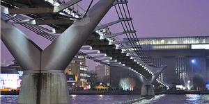 Millennium Bridge Needs More Repair Work
