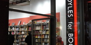Biblio-Text: Foyles @ One New Change