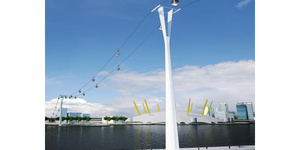 Cross-Thames Cable Car Moves One Step Closer