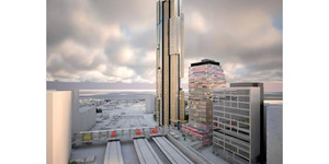 London's Tallest Residential Tower To Be Built In Croydon?