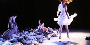 Dance Review: Jasmin Vardimon's 7734 @ Sadler's Wells
