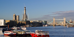 In Pictures: The Shard, As Seen From Around London