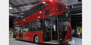 In Pictures: A New Bus For London