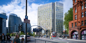 Borg Cube Heading For Silicon Roundabout?