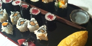 Review: Sushi Making @ Yuki's Kitchen