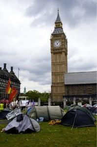 Parliament Square protest camp