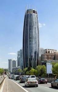Cucumber Shaped Building Planned For Paddington Londonist