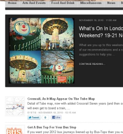 New look Londonist