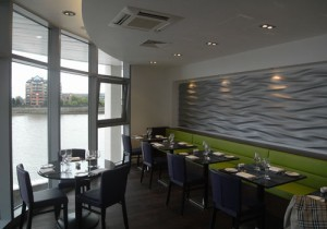 The Fish Place restaurant in Battersea