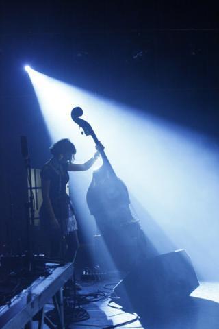 Bellatrix (taken during rehearsals) (c) RJ Fernandez