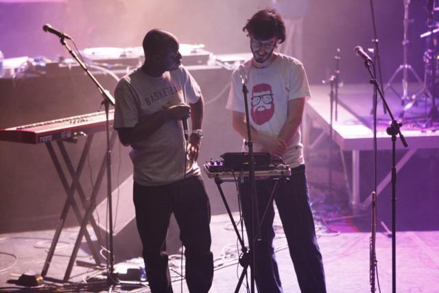 Charlie Dark and Shlomo (c) RJ Fernandez
