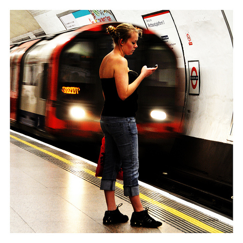 Deal To Be Signed For Mobile Coverage On Tube