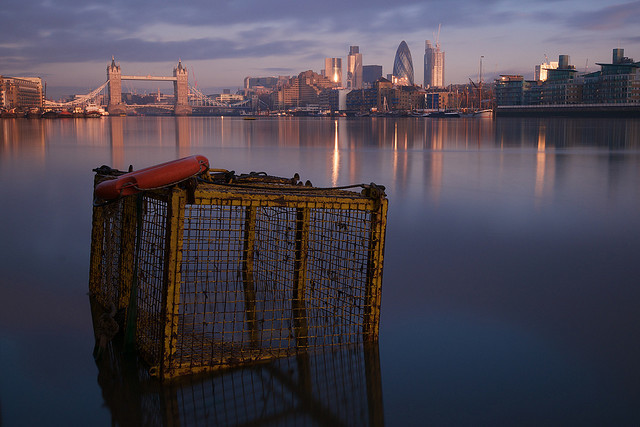 Clean up cage, Bermondsey