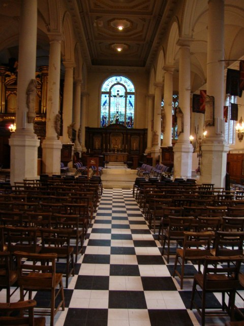 Londonist Out Loud: Inside St Sepulchre's Church With Mike Paterson