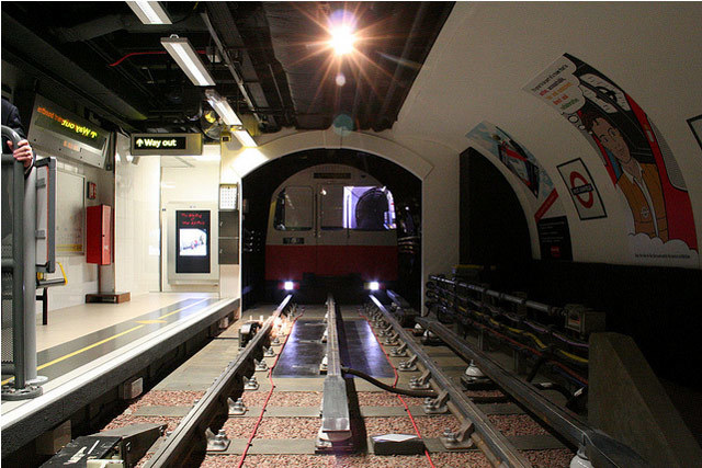 Mapped: Fictional Stations On The London Underground