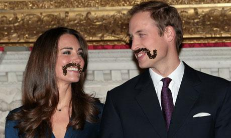 Hmm, someone didn't read our brief properly. Never mind, it's Wills and Kate, so we'll let contributor Jozef Marlow off.