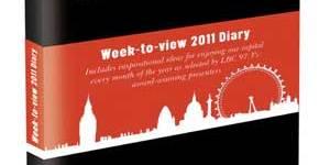 Santa's Lap: London Diary & Calendar 2011
