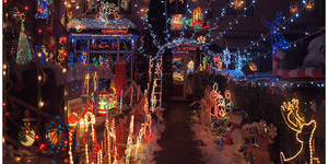 Photo of the Day: Christmas Lights in Hither Green