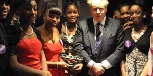Lewisham Students Win Spirit Of London Award