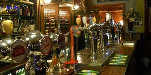 London Beer Quest: The Dove