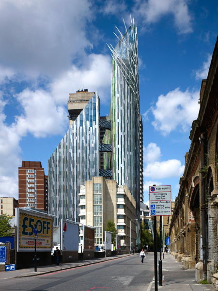 'Quill' Tower Approved For Southwark