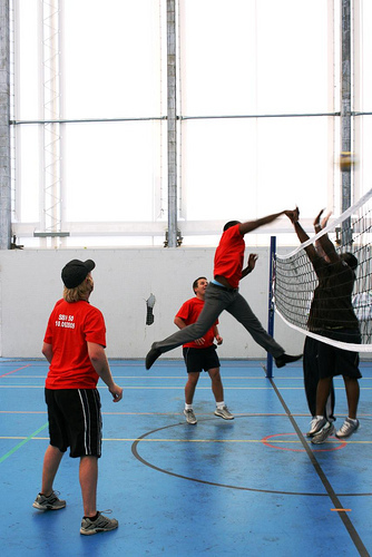 GB Volleyball Teams Will Compete At 2012 Olympics