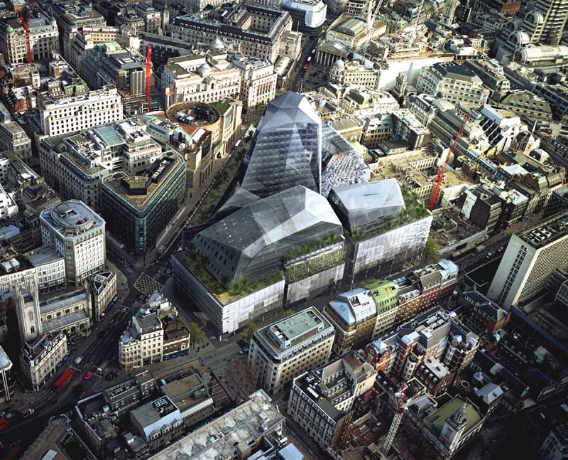 Bloomberg To Get New London HQ?